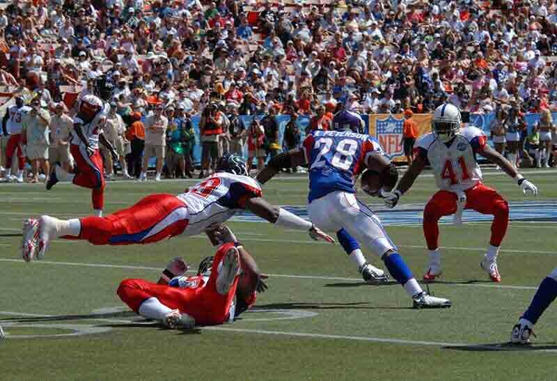 American football equipment - helmet. Sport concept. Football player boots