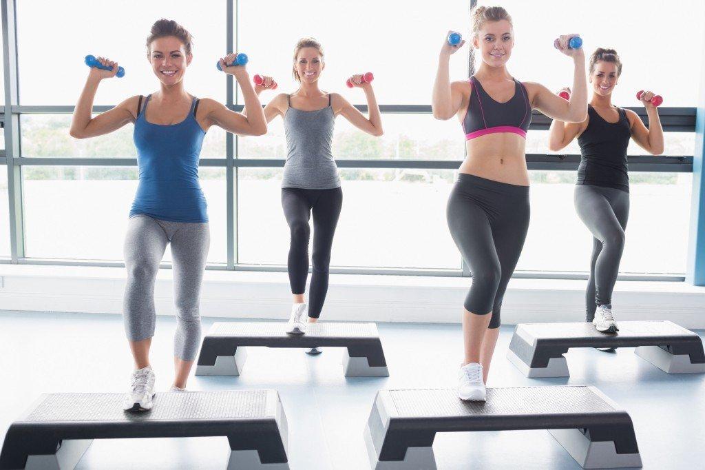 step per aerobica