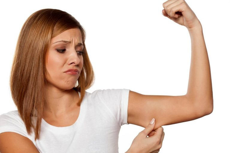 Tre modi per rassodare le braccia a tendina