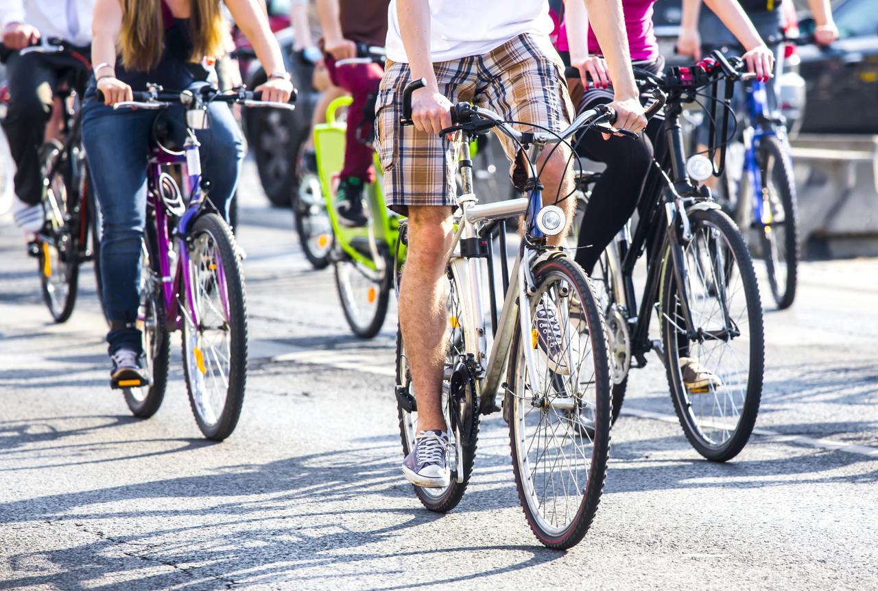 benefici delle bici elettriche
